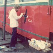 RTM-Tram-schilderen